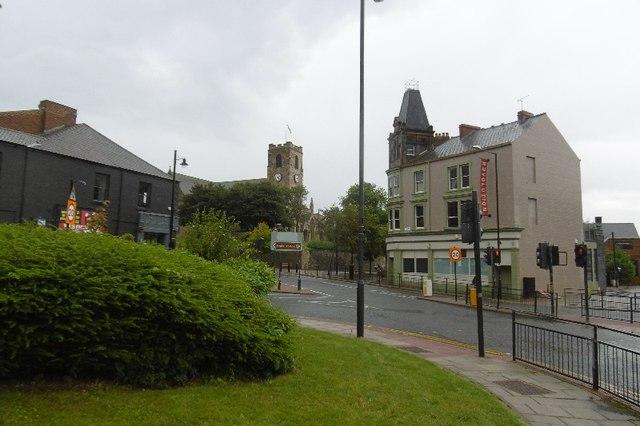 Restaurants Near Sunderland