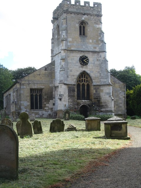 All Saints, Settrington