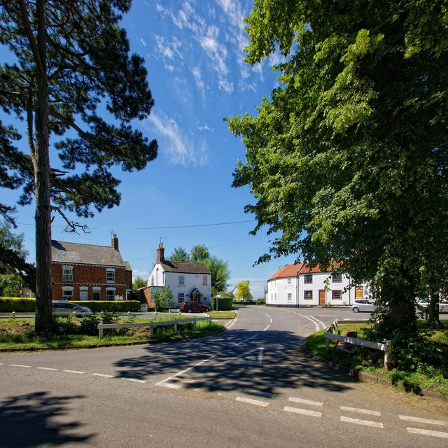 Church Road, Bicker