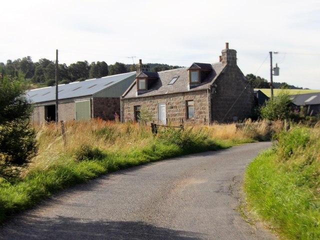 Tilphoudie farmhouse