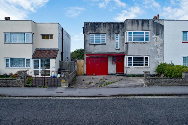 Estate Agents Weston Super Mare >> Modernist houses, Weston super Mare © Julian Osley cc-by-sa/2.0 :: Geograph Britain and Ireland