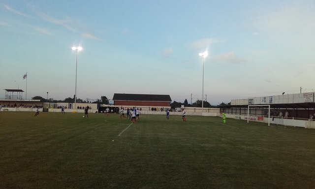 Village Glass Stadium, Witham
