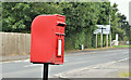 J2175 : Postbox BT29 88, Dundrod village (August 2016) by Albert Bridge
