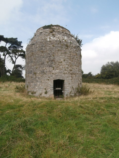 Mediaeval dovecote, Llantwit Major