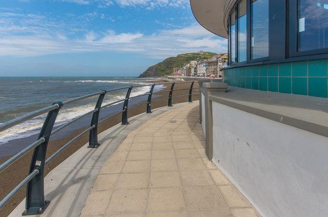 Bandstand marine terrace ian capper cc by sa 2 0 for 16 marine terrace