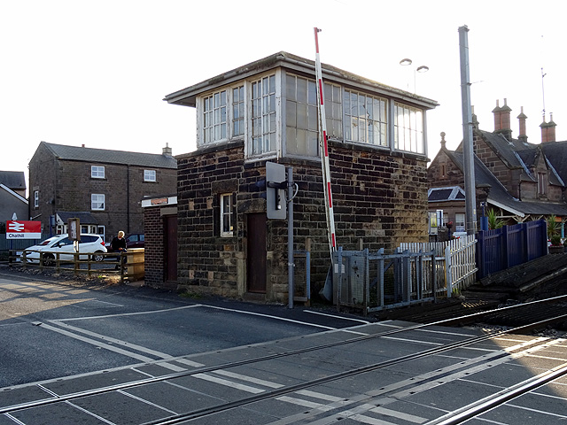 Signal Box, Chathill