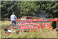 """SP5366 : """"Clover"""" Narrowboat at Grand Union Canal by Oast House Archive"""