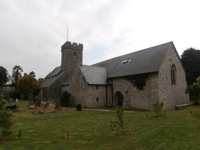 St Illtud's Church, Llantwit Major