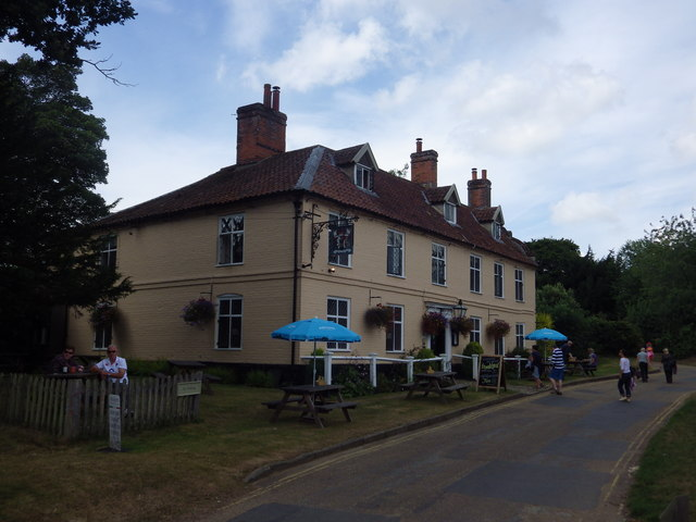 The Buckinghamshire Arms