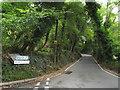 TQ4359 : Berry's Hill, near Biggin Hill by Malc McDonald