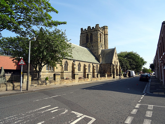 Church of St. Cuthbert, Blyth