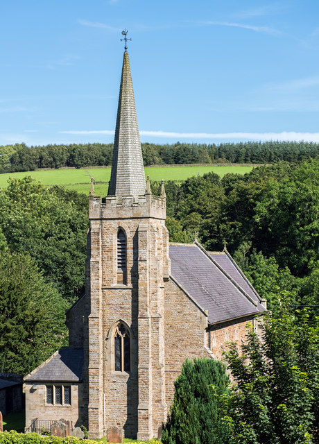 Church of St Cuthbert, Greenhead