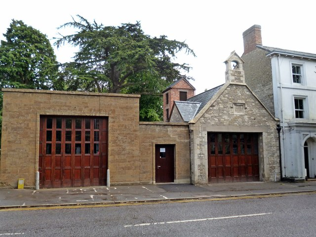 Brackley Fire Station