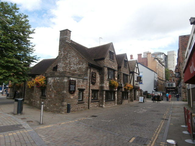 The Cross Keys, Swansea
