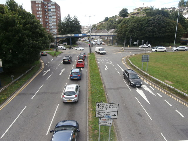 Bridge St, Swansea