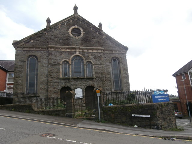 Carmarthen Rd URC Church, Swansea