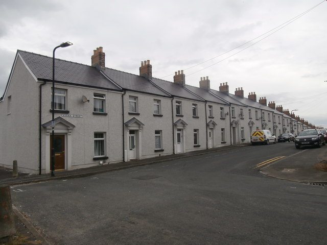 Vivian St, Swansea