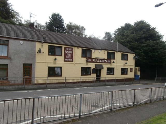 Maggie's, Llangyfelach Road, Swansea