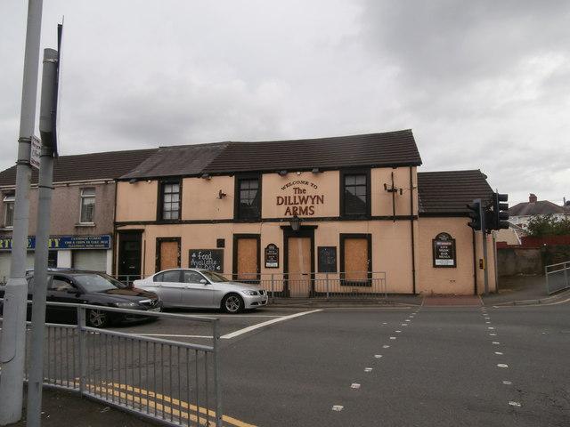 The Dillwyn Arms, Swansea