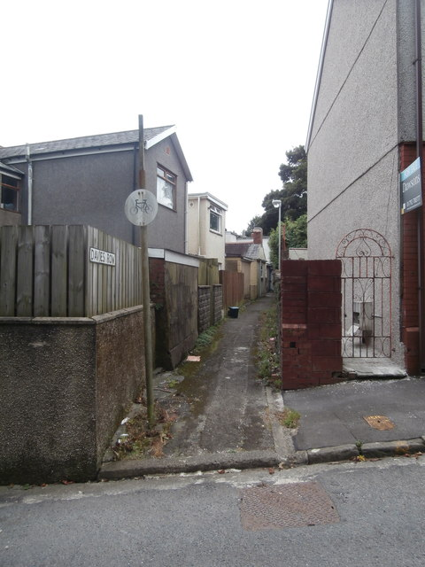 Davies Row, off Heol y Cnap, Treboeth