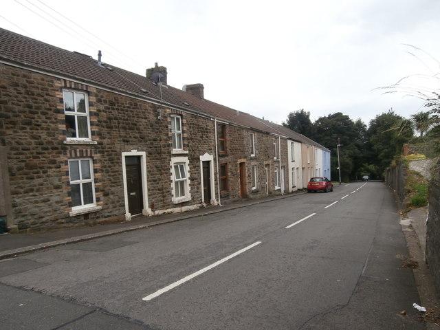 Trewyddfa Rd, Swansea