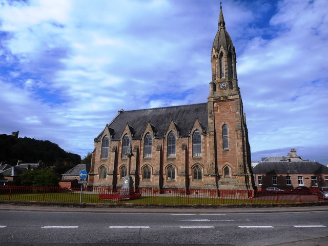 The Free Church of Scotland, Dingwall
