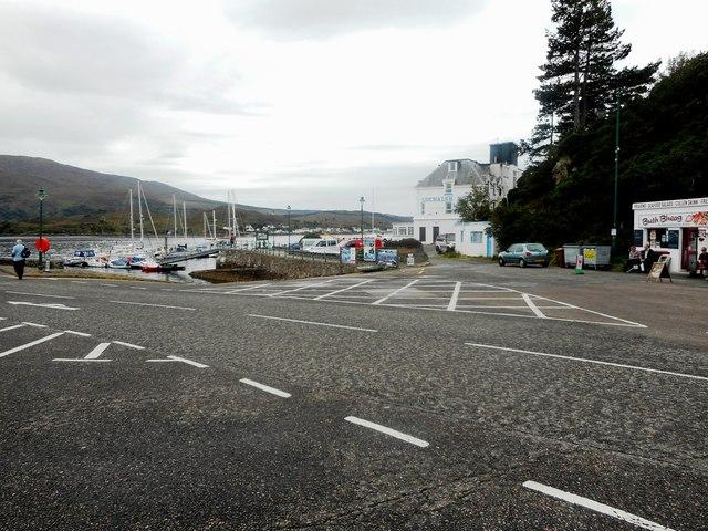 Lochalsh Hotel, Kyle of Lochalsh