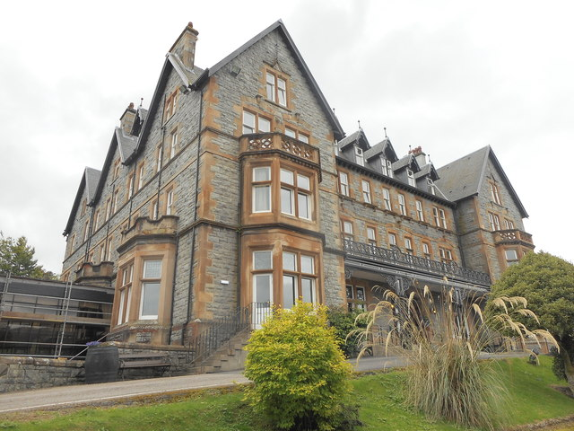 The Highland Hotel, Fort William