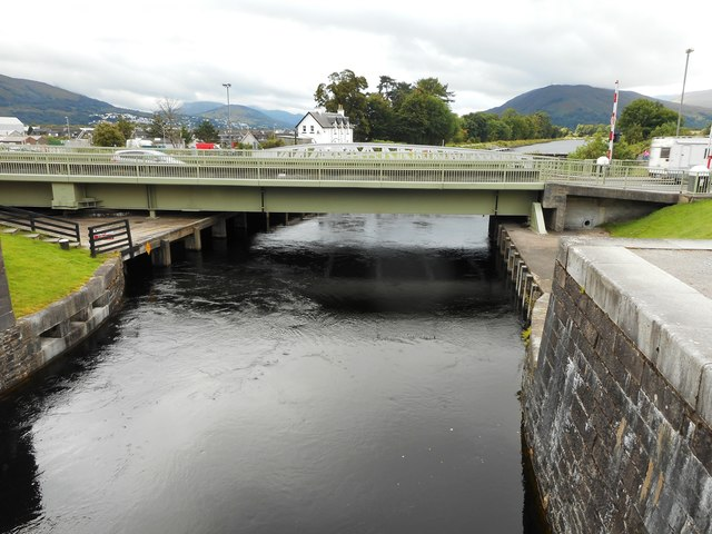 Canal Bridges, Banavie