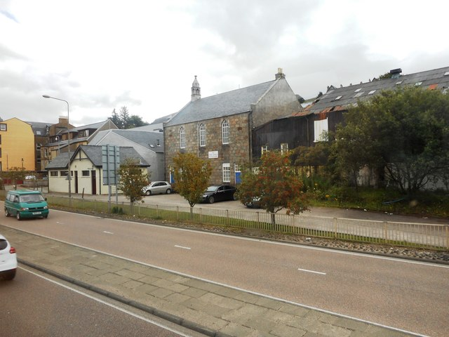The Free Church of Scotland, Fort William