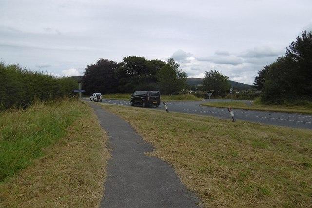 A172 road