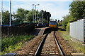 SE3105 : Dodworth Train Station by Ian S