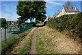 SE3105 : Penistone Rail Trail towards Silkstone Fall by Ian S