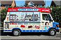 TR0062 : Ice Cream van, Wildish Rd, Faversham : Week 34