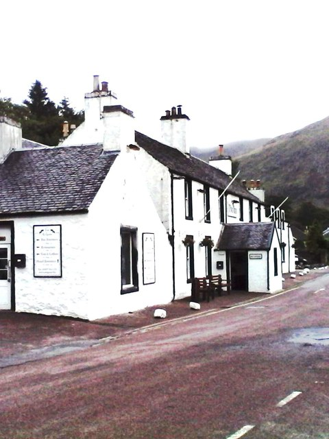 The Inn, Corran Ferry,  Ardgour