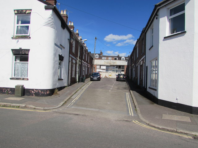 Rosewood terrace exeter jaggery geograph britain and for Terrace exeter