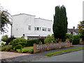 SO8795 : Art Deco house near Spring Hill, Wolverhampton by Roger  Kidd