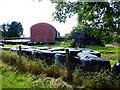 H4465 : Silage bales, Kiltamnagh by Kenneth  Allen