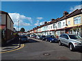 TQ3567 : Macclesfield Road, South Norwood by Malc McDonald