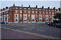 SY6878 : Putney Buildings, Weymouth by Ian S