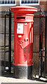 TA1028 : Victorian postbox on High Street, Hull by JThomas