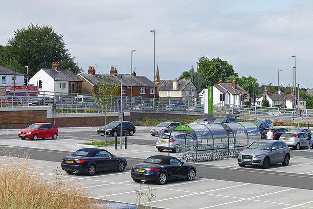 Waitrose Car Park Rules Peterborough