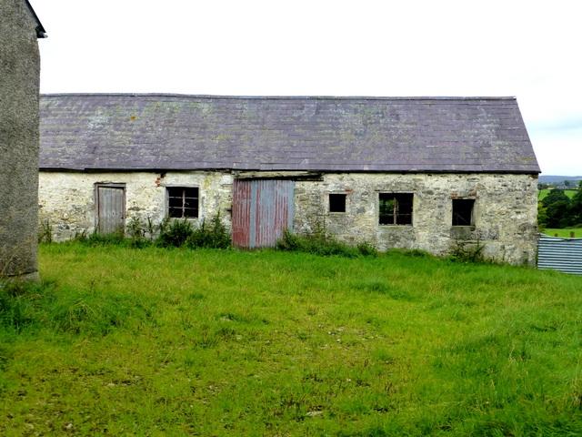 Old farm buildings, Crosh