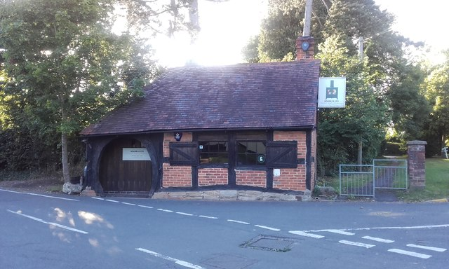 Formerly The Blacksmith's Shop, Claverdon