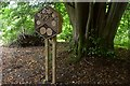 NJ7900 : An Insect Hotel at Drum Castle Gardens, Aberdeenshire, UK by Andrew Tryon