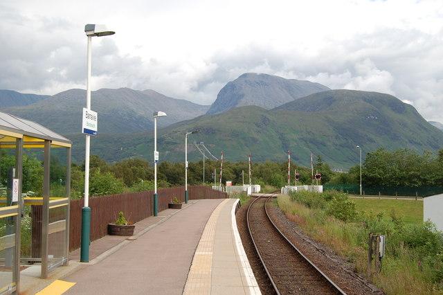 Banavie Rail Station