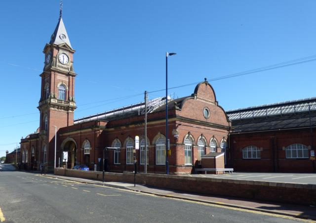 Darlington Train Station Car Park