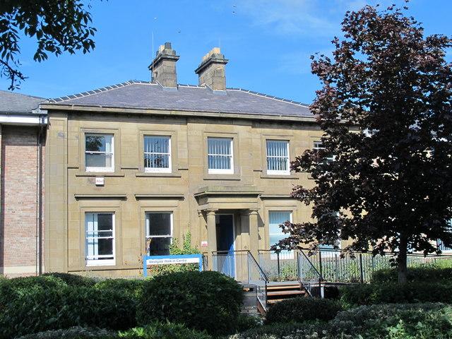 Westgate Walk-in Centre (former Elswick Grange)