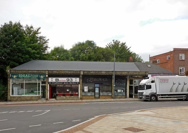 Dorridge-Grange Road