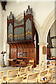 TL3761 : St Peter & St Paul, Dry Drayton - Organ by John Salmon